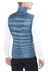 Haglöfs Essens III Down Vest Men steel sky/blue ink